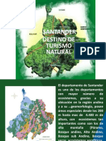 SANTANDER TURISMO DE NATURALEZA