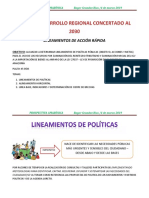 PLAN DE DESARROLLO 2030+RAPIDO marzo 2019