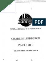 FBI Dossier on Charles A. Lindbergh (FOIA Declassified), Part 3a