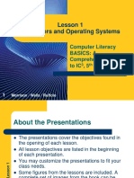 Computers and Operating System
