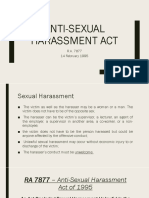 Anti-Sexual Harassment
