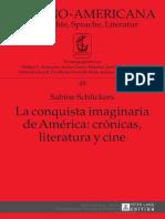 [9783653060751 - La conquista imaginaria de América_ crónicas, literatura y cine] La conquista imaginaria de América_ crónicas, literatura y cine (1).pdf