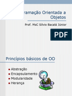 01 - Programação Orientada a Objetos