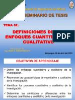 Clase 02_Definicion Enfoque Cuantitativo y Cualitativo