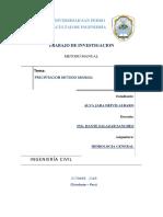 PRECIPITACION (METODO MANUAL).docx