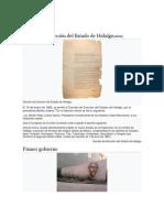 Decreto de Erección del Estado de Hidalgo.docx