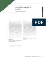 Evaluación cuantitativa de la pérdida de humedales en México