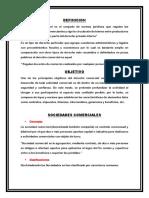 Derecho Comercial. Leislacion