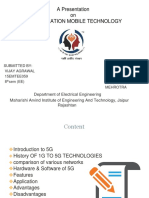 Vijay 5G Technology PPT