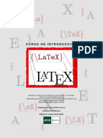 1639340 Iniciación LaTeX