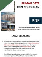 Rumah Data Bantul, 9 Mei 2018 (1)