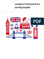 Common European Framework for Learning English.docx