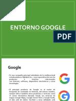 Entorno Google