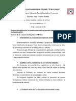 Evaluación Externa de La Construcción de La Propuesta Educativa Multigrado 2005.