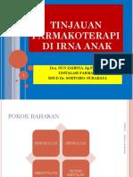 Farmakoterapi Di Irna Anak, Nz 2015