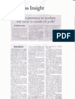 Malaya, May 2, 2019, 'Broken promises to workers will show in results of polls.pdf