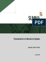 Financiamiento de Capital Para Empresas (1)