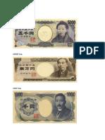 Mata Uang Jepang