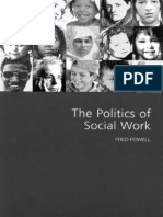 Fred W Powell - The Politics of Social Work (Sage Politics Texts) (2001)