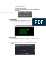 Comandos de Edicion y Visualizacion