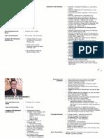 List of Board Members CV 2018