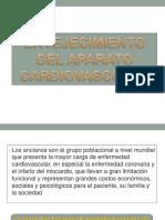Envejecimiento Del Aparato Cardiovascular