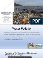 Water Pollution and Activated Sludge Process (4.0)