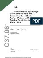Previews IEEE C37 2009