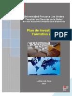 PLAN DE INVESTIGACION FORMATIVA 2017.docx