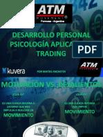 Psicologia Aplicada Al Trading, Por Matias Anchetta