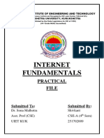 If PRACTICAL File