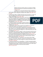 PHYS 100 Practice Problems 2
