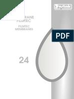 24 - Membrane Filmtec.pdf