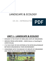 01 Introduction - Ecology