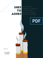 Ashes to Ashes How British American Tobacco Avoids Tax in Low and Middle Income Countries Tax Justice Network 2019