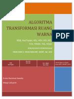 Pengolahan Citra - Algoritma Transformasi Ruang Warna.pdf