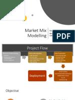 Market Mix Model