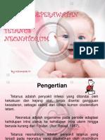Askep Tetanus Neonatorum