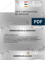 Clase 1 Diagnostico y Metodologia de La Lectura