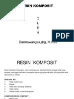 Resin Komposit