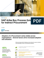 Ariba Procure to Pay Buying Process Guide - 7-13