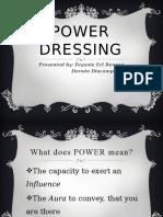 POWER DRESSING.pptx
