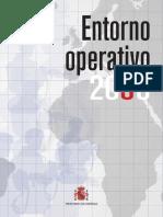 Informe 'Entorno Operativo 2035'