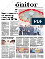 CBCP Monitor April Vol23 No09