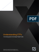 A Ten-step Guide to Exchange Traded Funds