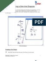 Building One Line Diagram