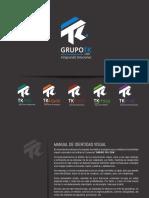 GrupoTK_Manual de Identidad Visual
