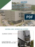 Case Study on Health City Hospital