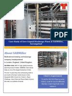 Case study - ZLD Plant at SABMiller, Aurangabad.pdf