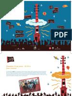 Programació del Festival Anòlia 2019